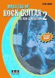 Masters Of Rock Guitar 2 bei Amazon