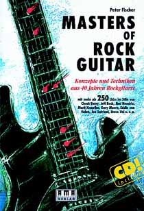 Masters Of Rock Guitar bei Amazon
